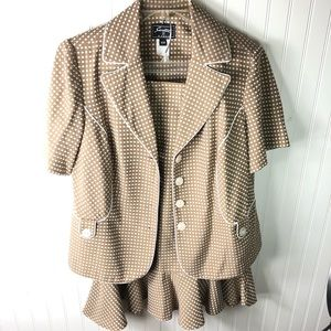 Sweet Suite Woman's Skirt and Blazer Size 16W